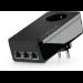 Devolo dLAN® pro 1200+ triple 1200Mbit/s Ethernet LAN Black 1pc(s) PowerLine network adapter