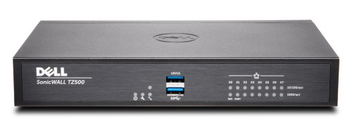 DELL SonicWALL TZ500 1400Mbit/s hardware firewall