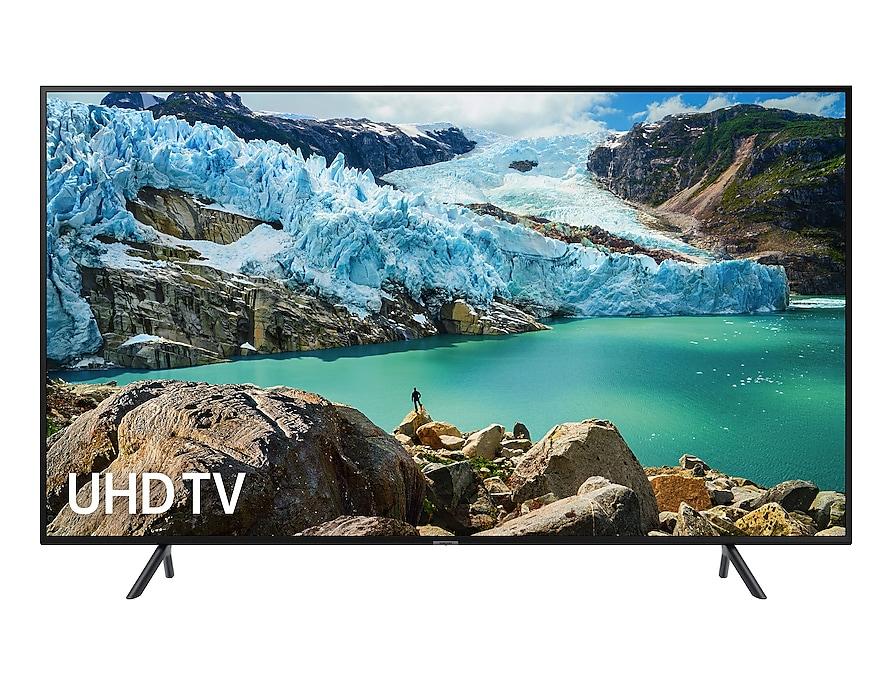 "Samsung Series 7 RU7100 139.7 cm (55"") 5K Ultra HD Smart TV Wi-Fi Black"