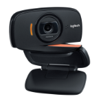 Logitech B525 HD webcam 2 MP 1280 x 720 Pixels USB 2.0 Zwart