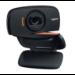 Logitech B525 HD cámara web 2 MP 1280 x 720 Pixeles USB 2.0 Negro