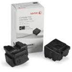 108R00934 - Pack of 2 BLACK XEROX ORIGINAL ink sticks for ColorQube 8570 & 8580 (4,300 pages)