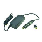 2-Power DC Car Adapter 20V 2.25A 45W