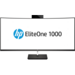 HP EliteOne 1000 G2 86,4 cm (34 Zoll) 3440 x 1440 Pixel Intel® Core™ i7 der achten Generation i7-8700 16 GB DDR4-SDRAM 1000 GB SSD Schwarz All-in-One-PC