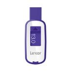 Lexar JumpDrive S25 64GB 64GB USB 3.0 (3.1 Gen 1) Type-A Purple,White USB flash drive
