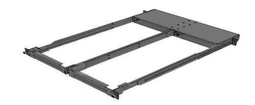 Mellanox Technologies MTEF-KIT-D accesorio de bastidor Kit de montaje