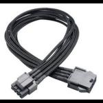 Akasa Flexa P8 0.4m internal power cable