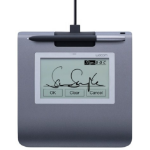 Wacom STU-430 Signature pad graphic tablet 2540 lpi 96 x 60 mm USB Black, Grey