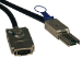 Tripp Lite S520-03M Serial Attached SCSI (SAS) cable