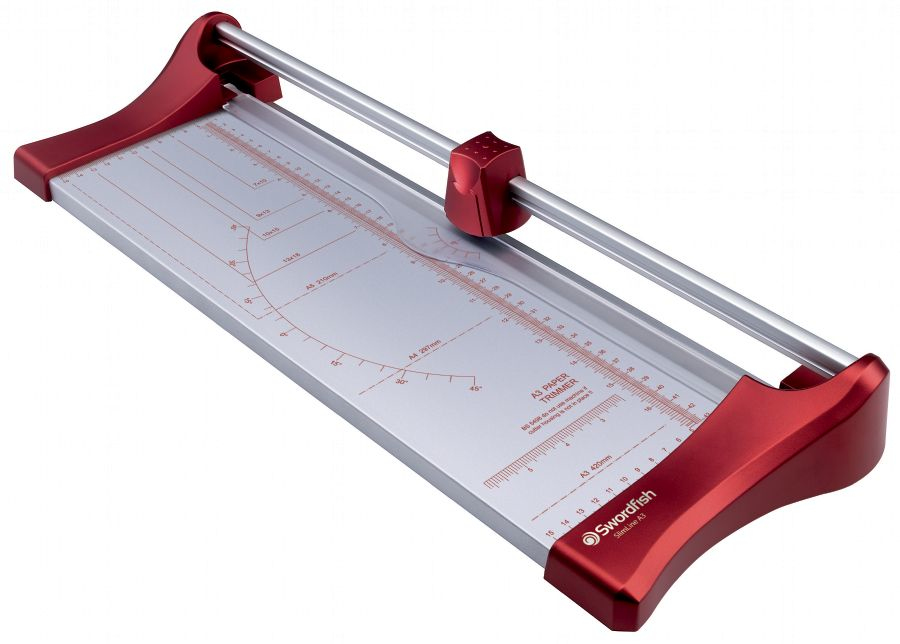 SWORDFISH 40260 PAPER CUTTER 1 MM 10 SHEETS