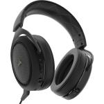 Corsair HS70 Binaural Head-band Black,Carbon