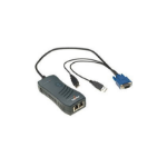 Lantronix SecureLinx Spider KVM-switch Zwart