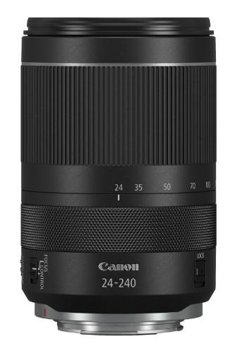 Canon RF 24-240mm F4-6.3 IS USM MILC Standard zoom lens Black