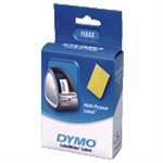 DYMO Removable Multi purpose Labels Black,White 500pc(s) self-adhesive label