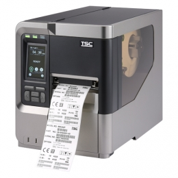TSC MX240P, 8 dots/mm (203 dpi), disp., RTC, TSPL-EZ, USB, RS232, Ethernet