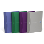 Elba 100103072 Blue, Green, Grey, Red A5 96sheets writing notebook