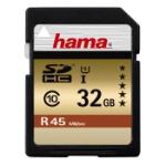 Hama 00114943 32GB SDHC UHS Class 10 memory card