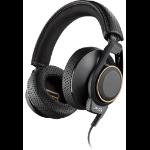 Plantronics RIG 600 Binaural Head-band Black headset