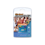 Transcend 80x CompactFlash Card 256MB 0.25GB CompactFlash memory card