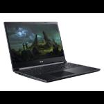 Acer Aspire 7 A715-75G 15.6 inch Gaming Laptop (Intel Core i5-9300H, 8GB RAM, 512GB SSD, NVIDIA GTX 1650Ti, Full HD Display, Windows 10, Black)