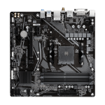 Gigabyte A520M DS3H motherboard Socket AM4 micro ATX