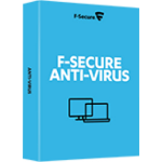 F-SECURE Anti-Virus 1 license(s) 1 year(s)