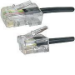 Microconnect MPK453S 3m Black telephony cable