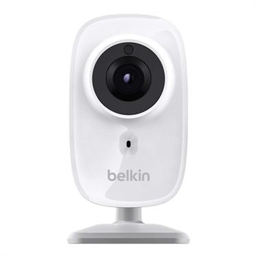 Linksys NetCam HD 2MP 1280 x 720pixels Wi-Fi White webcam