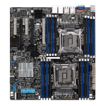 ASUS Z10PE-D16/4L Intel C612 LGA 2011-v3 EEB server/workstation motherboard