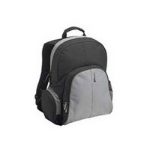 Targus 15.4 - 16 inch / 39.1 - 40.6cm Essential Laptop Backpack Black & Grey