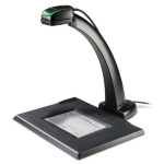 Honeywell 4850dr Fixed bar code reader 1D/2D LED Black