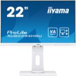 "iiyama ProLite XUB2294HSU-W1 LED display 54.6 cm (21.5"") 1920 x 1080 pixels Full HD Black, White"