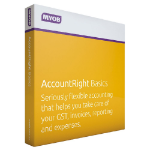 MYOB Account Right Basics for Windows Based PC Only