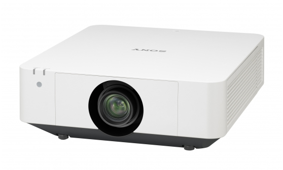 Sony VPL-FH60 videoproyector 5000 lúmenes ANSI 3LCD WUXGA (1920x1200) Proyector para escritorio Blanco