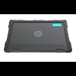 "Gumdrop Cases DT-HP360PBEE11G3-BLK notebook case 27.9 cm (11"") Cover Black"