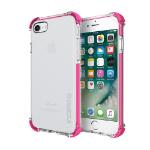 "Incipio Reprieve Sport mobile phone case 11.9 cm (4.7"") Cover Pink,Transparent"