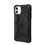 "Urban Armor Gear 111717114040 mobiele telefoon behuizingen 15,5 cm (6.1"") Folioblad Zwart"