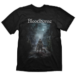 BLOODBORNE Night Street T-Shirt, Small, Black (GE1712S)