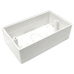 Cables Direct UT-734D outlet box White