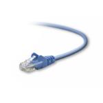 Belkin UTP CAT5e 3m networking cable Blue U/UTP (UTP)