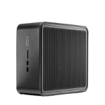 Intel NUC BXNUC9I7QNX PC/workstation barebone i7-9750H 2.6 GHz Black Intel® CM246 BGA 1440