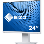 "EIZO FlexScan EV2460-WT LED display 60.5 cm (23.8"") 1920 x 1080 pixels Full HD White"