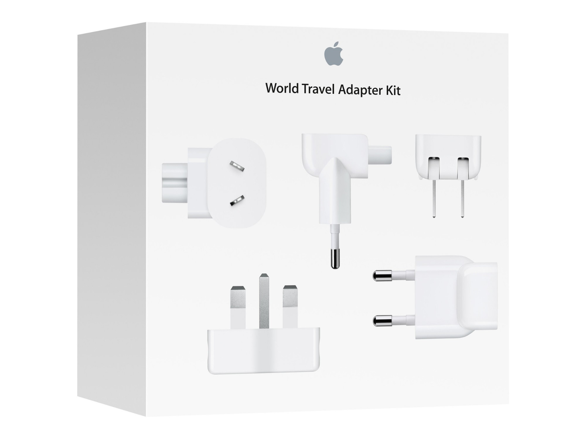 Apple MD837ZM/A adaptador de enchufe eléctrico Blanco
