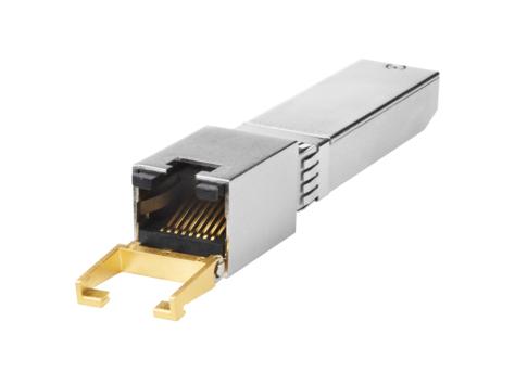 Hewlett Packard Enterprise 10G SFP+ network transceiver module 10000 Mbit/s SFP+