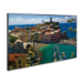 "Christie UHD982-P 2.49 m (98"") LED 4K Ultra HD Digital signage flat panel Black"