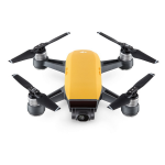 DJI Spark camera drone 4 rotors 12 MP 1920 x 1080 pixels 1480 mAh