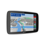 "TomTom GO Discover navigator Fixed 12.7 cm (5"") Touchscreen Black"