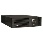 Tripp Lite SmartPro 230V 5kVA 3.75kW Line-Interactive Sine Wave UPS, Extended Run, SNMP, Webcard, 3U Rack/Tower, USB, DB9 Serial
