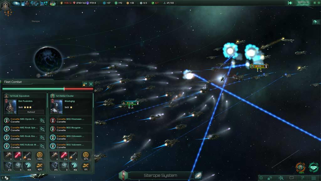 Nexway Stellaris vídeo juego PC/Mac/Linux Básico Español