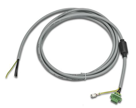 Datalogic 94ACC0165 cable de transmisión Gris 2,9 m